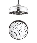 "Belgravia Easy Clean 8"" Rain Head"