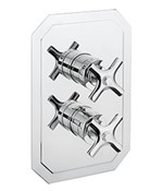 Waldorf 2500 Crosshead Thermostatic Valve Trim (3 Outlet)