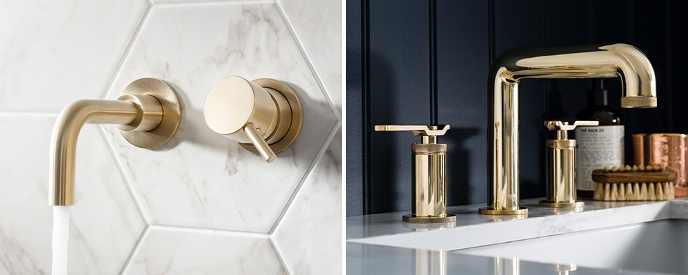 How To Incorporate Brass Into Your Bathroom Design Crosswater Bathrooms