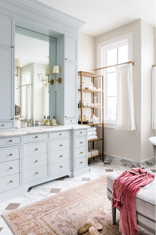 Project in Brief - Rach Parcell Home | Crosswater Bathrooms