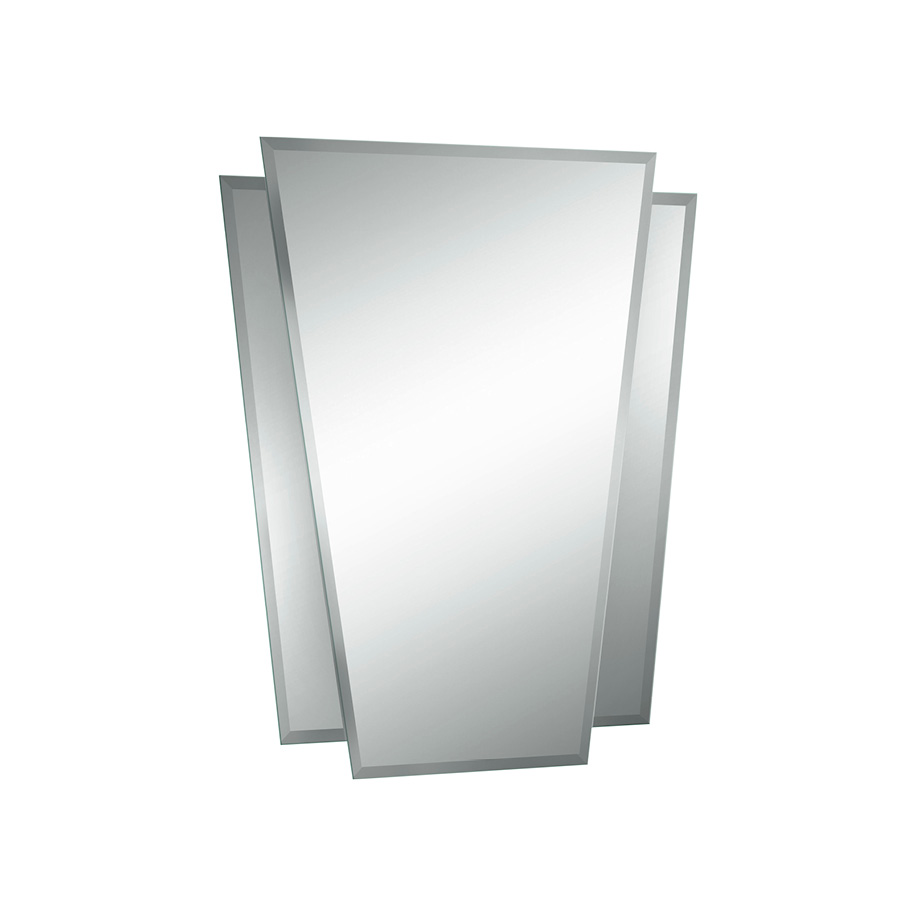 waldorf 24 x 30 mirror in mirrors luxury bathrooms crosswater bathrooms usa. Black Bedroom Furniture Sets. Home Design Ideas